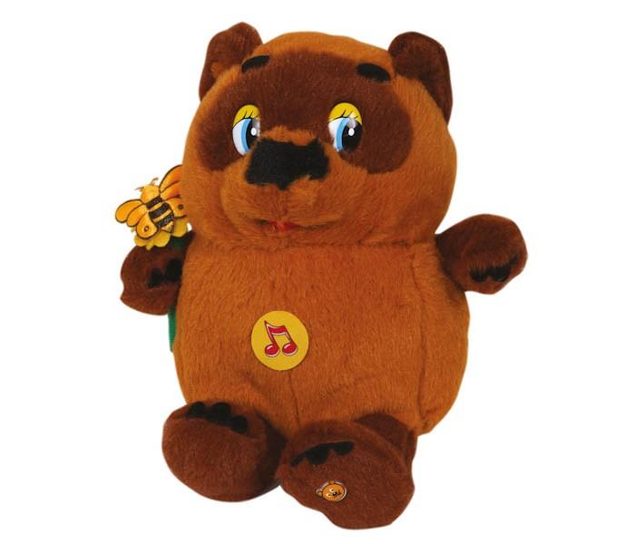 Купить Мягкие игрушки, Мягкая игрушка Мульти-пульти Винни Пух 15 см