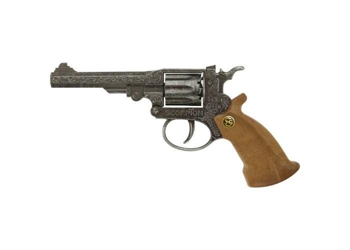 Игрушечное оружие Schrodel Игрушечное оружие Пистолет Scorpion antique игрушечное оружие xploderz x буря 1000
