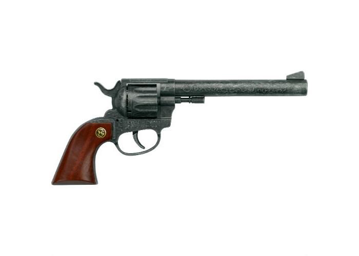 Игрушечное оружие Schrodel Игрушечное оружие Пистолет Buntline Revolver игрушечное оружие sohni wicke пистолет texas rapido 8 зарядные gun western 214mm