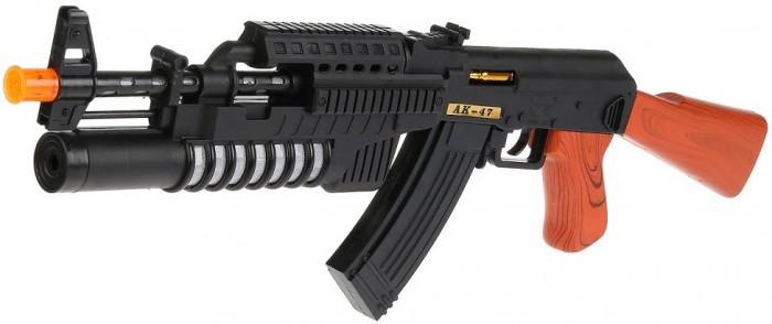 Фото - Игрушечное оружие Играем вместе Автомат АК-47 B1141315-R игрушечное оружие яигрушка автомат ак 47 яиг 103