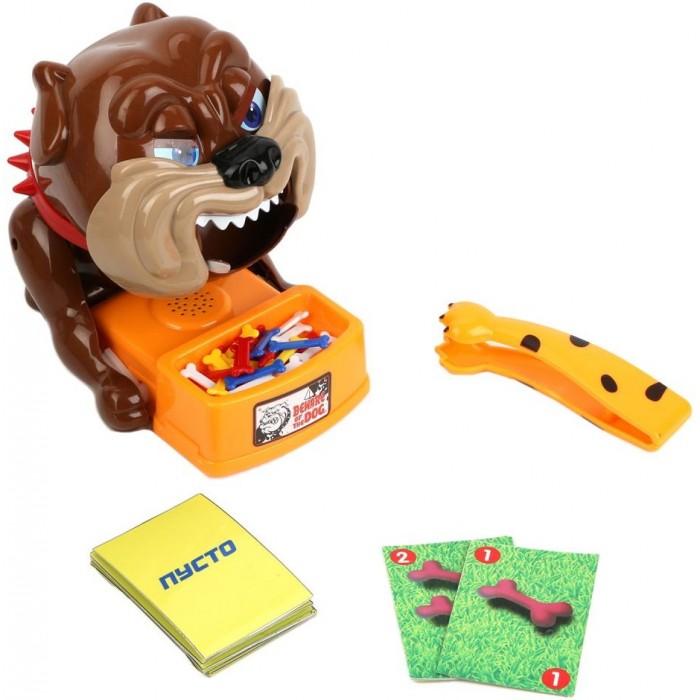Играем вместе Настольная игра Осторожно, злая собака от Играем вместе
