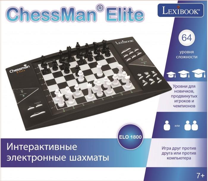 электронные игрушки Электронные игрушки Lexibook Шахматы Электронная игра