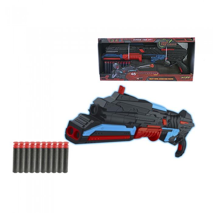 Фото - Игрушечное оружие Haiyuanquan Игрушечное оружие Бластер десятизарядный игрушечное оружие яигрушка автомат ппш