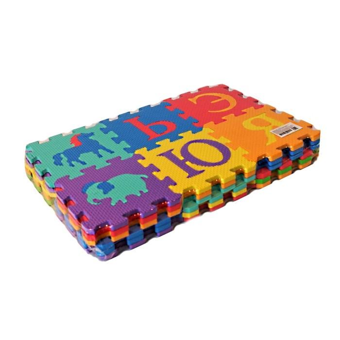 Купить Игровые коврики, Игровой коврик Haiyuanquan Коврик-пазл Азбука