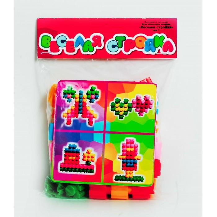 Мозаика Эра Напольная мозаика Веселая стройка тип 7 напольная игра эра твистер с 77