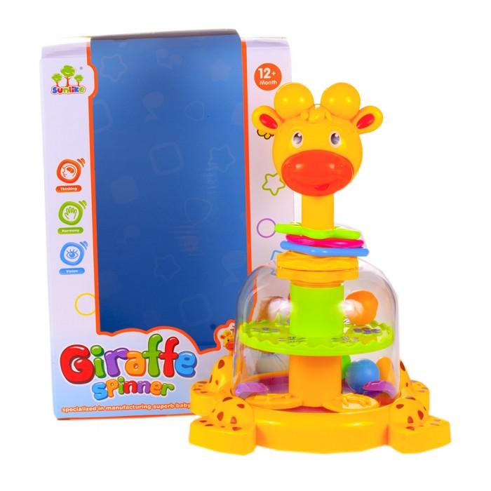 Развивающие игрушки Haiyuanquan Юла Цирк SL83058