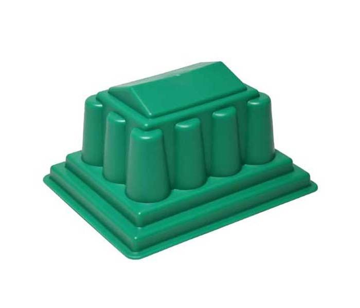 Игрушки в песочницу Эра Формочка для песка Акрополь формочка для песка spielstabil крепостная стена синяя 7428