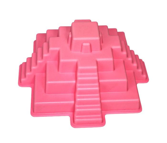 Игрушки в песочницу Эра Формочка для песка Пирамида Майя формочка для песка spielstabil крепостная стена синяя 7428