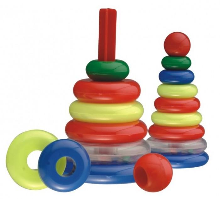 Развивающие игрушки Эра Пирамидка тип 4 8 колец