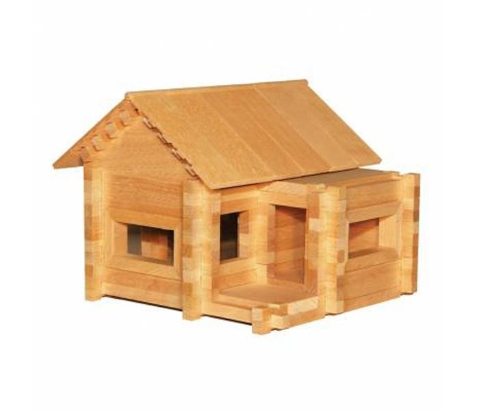 Деревянные игрушки Пелси Конструктор Ниф-ниф изобретатель