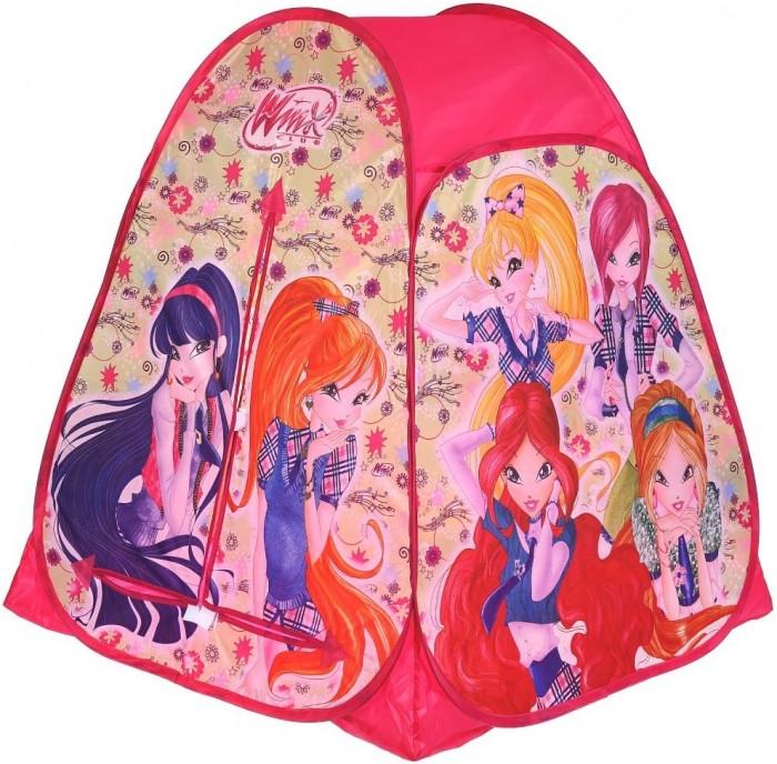 Играем вместе Игровая палатка Winx 81х90х81 см от Играем вместе