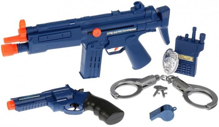 Купить Игрушечное оружие, Играем вместе Набор оружия Полиция