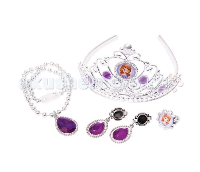 Boley Игровой набор с короной и украшениями София