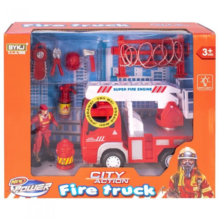 Maya Toys Набор игровой Пожарная служба 9935A.