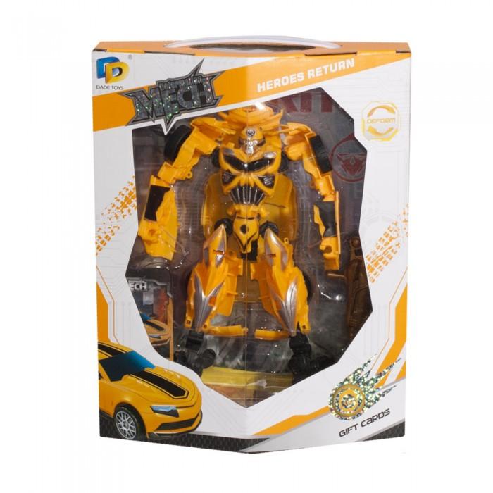 Maya Toys Робот Спорткар D622-E266