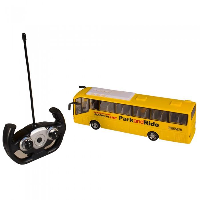 Maya Toys Игрушка на радиоуправлении Автобус туристический фото