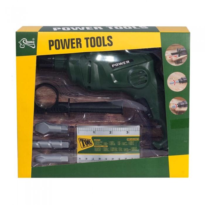 Maya Toys Игровой набор Инструменты Дрель.