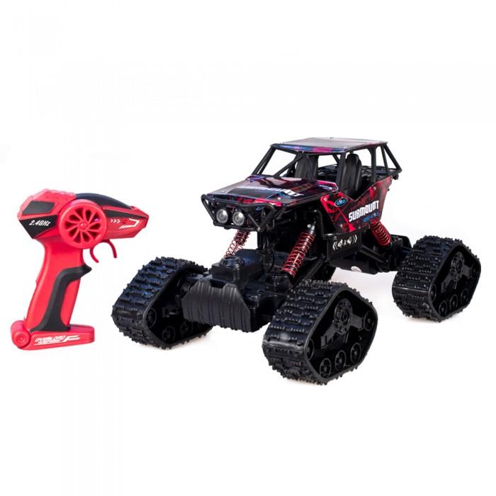 Фото - Машины Maya Toys Машинка на радиоуправлении Внедорожник-амфибия машины maya toys машинка крутая тачка