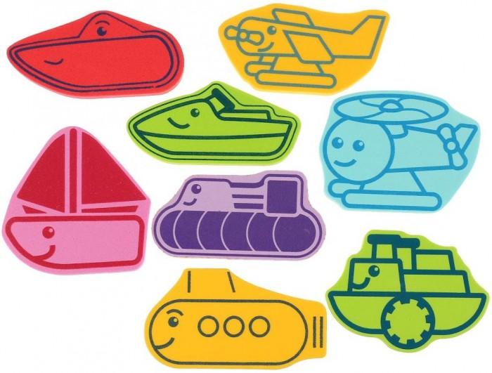 Фото - Игрушки для ванны Капитошка Набор для купания Водный транспорт игрушки для ванны капитошка игрушка для купания кот леопольд