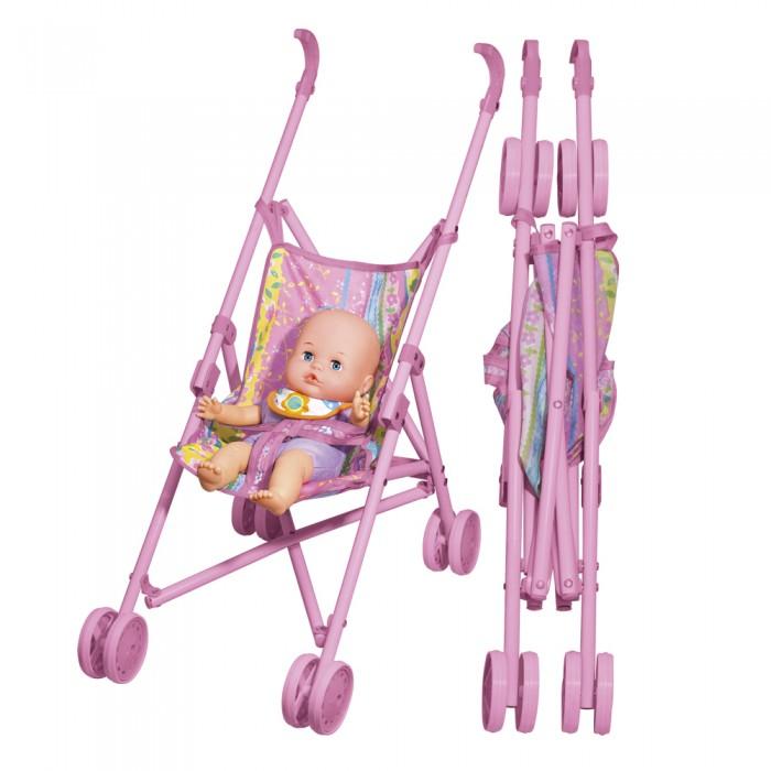 Little you Пупс с коляской 12783