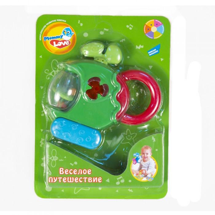 Развивающие игрушки Mommy love музыкальная Веселое путешествие