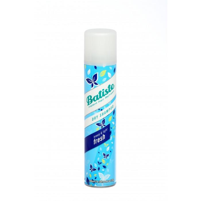 Косметика для мамы Batiste Сухой шампунь Fresh 200 мл