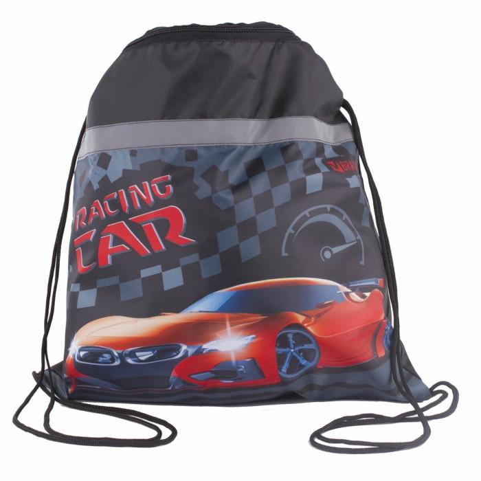 Мешки для обуви Brauberg Сумка плотная Racing car