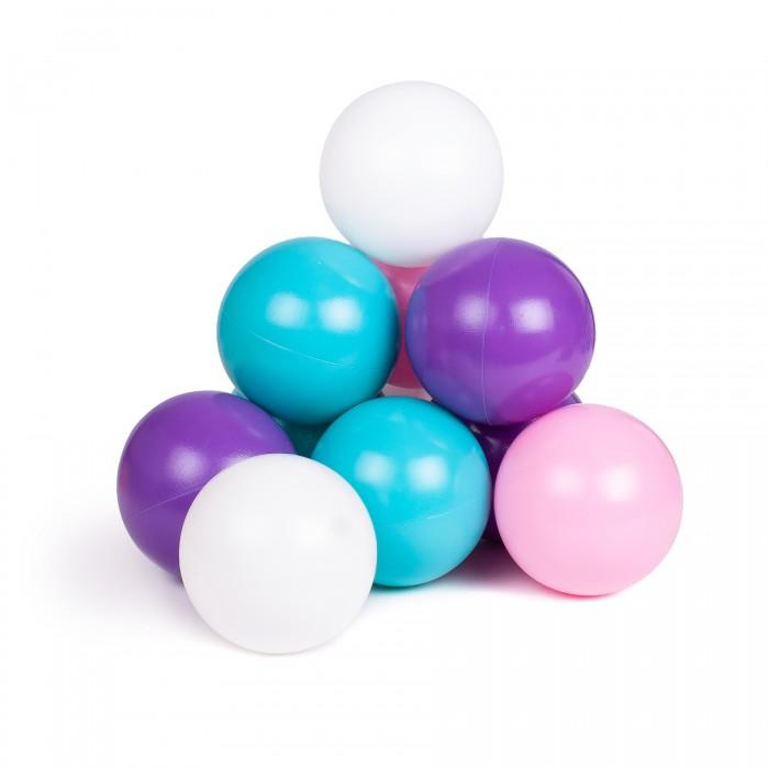 шары для сухого бассейна нордпласт 06418 Сухие бассейны Fancy Baby Шары для сухого бассейна 90 шт.