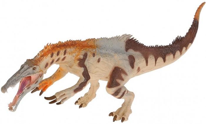 Игровые фигурки Играем вместе Игрушка пластизоль Динозавр Wrasse 29х13х15 см игрушка пластизоль играем вместе динозавры 5см 8ассорти 2скелета туба высокая в кор 6 24шт