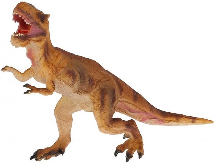 Купить Игровые фигурки, Играем вместе Игрушка пластизоль Динозавр большой Тираннозавр 27х10х21 см
