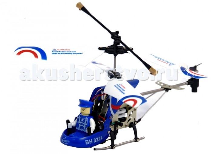 Властелин небес Вертолет ПатрульВертолет ПатрульВертолет выполнен в виде патрульного вертолета с полицейским в кабине управления.   Вертолет 3-х канальный на инфракрасном управлении.  Встроенный гироскоп.  Корпус его выполнен из высокопрочного пластика, яркие полетные огни, пропорциональное управление.  Время полета 6-9 минут.  Дальность полета до 15 метров.  Размеры вертолета: ДхВхШ 180 х 90 х 40 мм.  ТМ Властелин Небес - первая российская торговая марка в сегменте радиоуправляемых вертолетов и самолетов, зарегистрирована в марте 2005 года. Игрушки Властелин Небес имеют стильную упаковку с подробной инструкцией на русском языке. Серия вертолетов Властелин Небес Серия турбо является лауреатом Национальной премии в сфере товаров и услуг для детей Золотой медвежонок 2011. Властелин Небес - лучшее из того, что летает. Властелин Небес осуществляет бесплатное обслуживание и ремонт игрушек в течение всего срока их эксплуатации.<br>