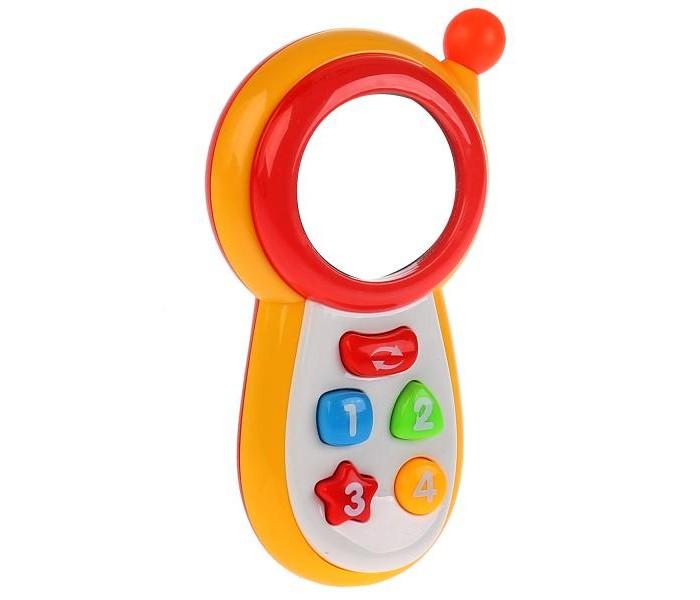 Картинка для Электронные игрушки Умка Телефончик 20 песен детского сада