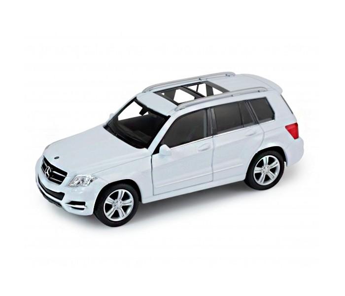 Машины Welly Модель машины 1:34-39 Mercedes-Benz Glk welly 84002 велли радиоуправляемая модель машины 1 24 mercedes benz sls amg