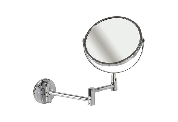 Красота и уход Brabix Зеркало настенное двухстороннее с увеличением зеркало настенное home philosophy male collection 70379