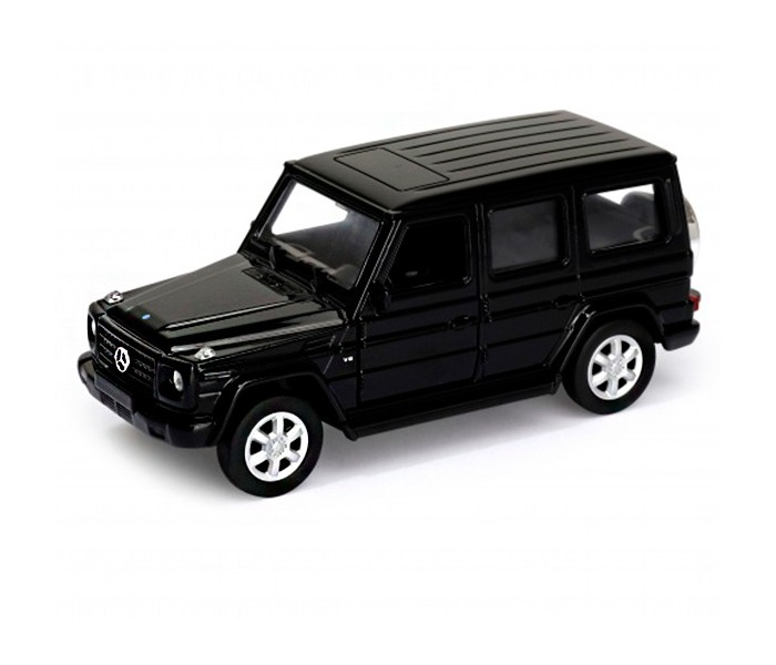Машины Welly Модель машины 1:34-39 Mercedes-Benz G-Class игрушка welly mb v class 49736