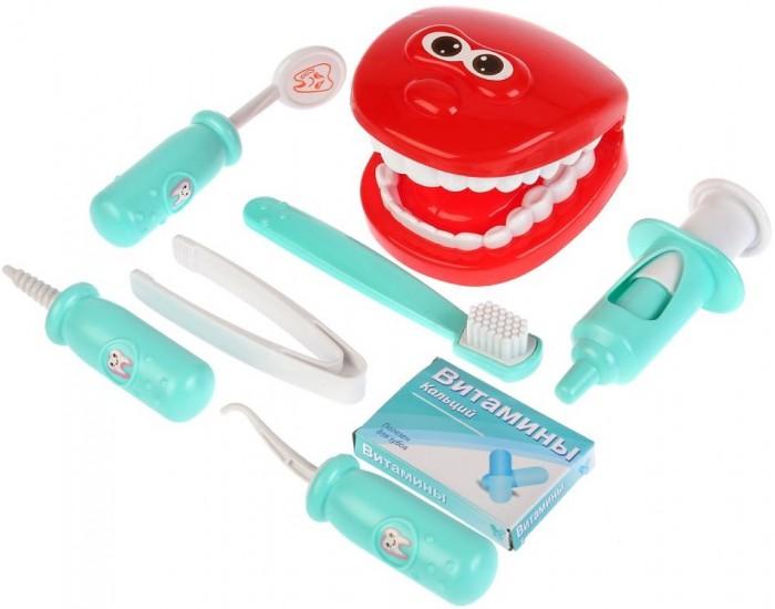 Купить Ролевые игры, Играем вместе Набор доктора Стоматолог