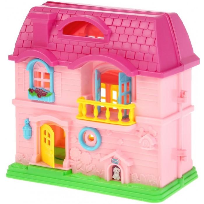 Кукольные домики и мебель Играем вместе Дом для кукол с аксессуарами B796960-R