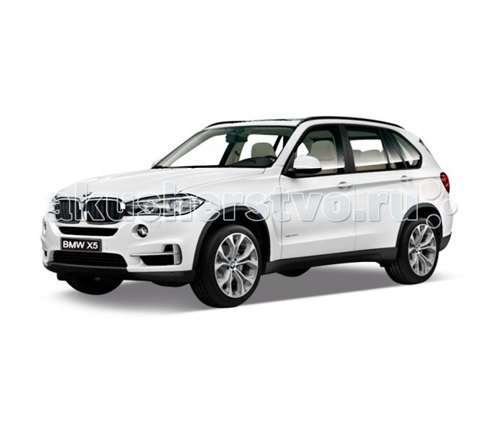 Машины Welly Модель 1:24 машины BMW X5 welly welly гараж 3 машины и вертолет