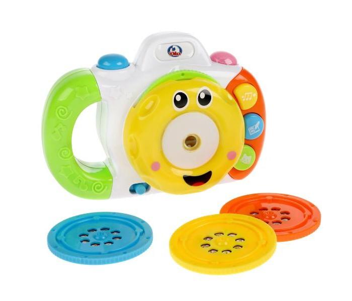 Картинка для Электронные игрушки Умка Фотоаппарат-проектор 16 стихов и песен А. Барто