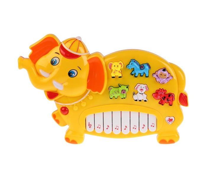 развивающая игрушка умка обучающее пианино м дружинина разноцветный Музыкальные инструменты Умка Пианино 26 песен и стихов М. Дружинина