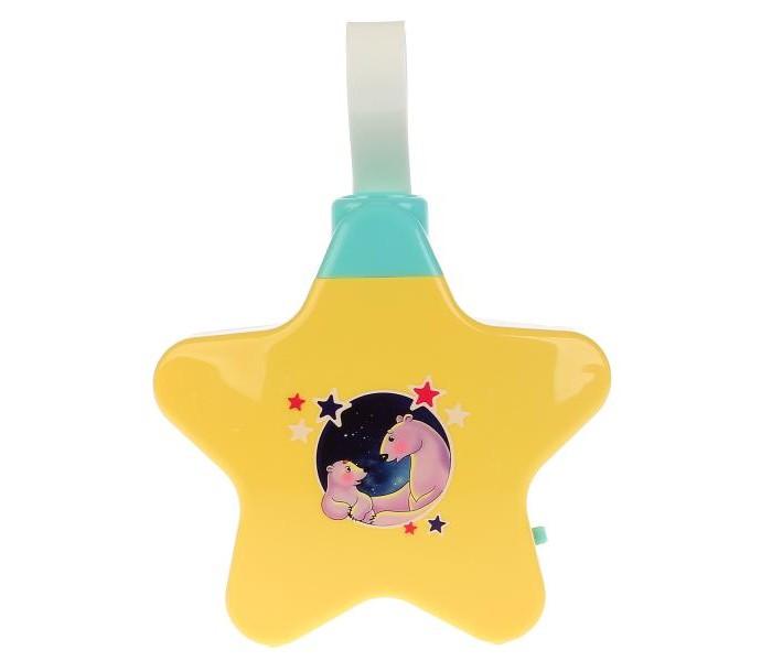 Картинка для Подвесные игрушки Умка Музыкальный ночник с проектором
