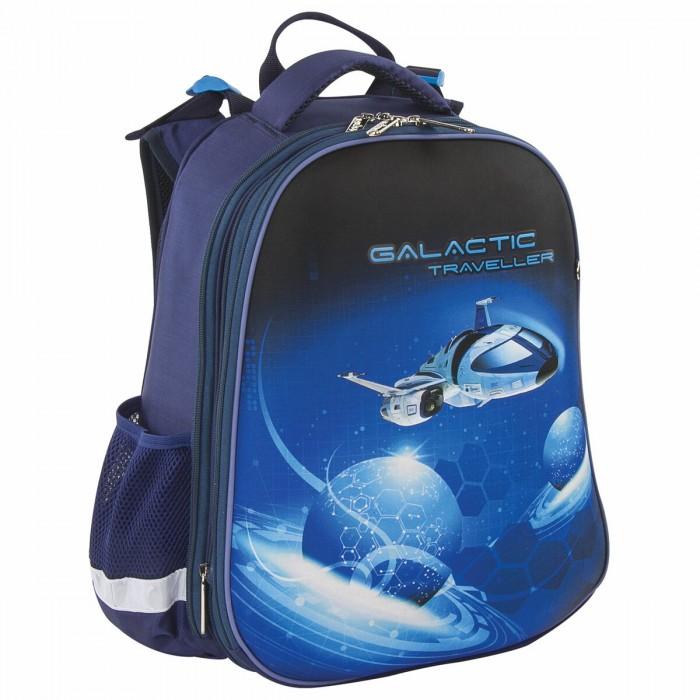 Школьные рюкзаки Юнландия Extra Ранец Galactic traveller юнландия ранец extra sports ball 228802 синий оранжевый