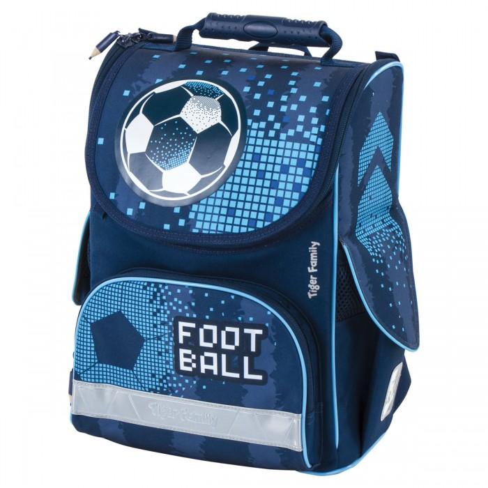Школьные рюкзаки Юнландия by Tiger Family Ранец Football фото