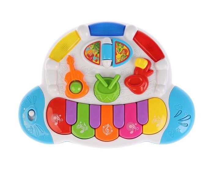 Картинка для Музыкальные инструменты Умка Пианино со сказками К. Чуковского