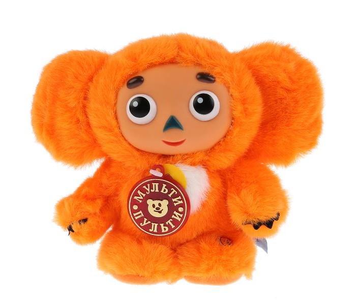 Картинка для Мягкие игрушки Мульти-пульти Чебурашка 14 см