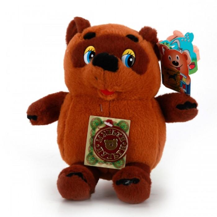 Картинка для Мягкие игрушки Мульти-пульти Медвежонок Винни-Пух 15 см