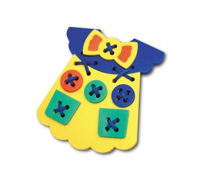 Развивающие игрушки Флексика Шнуровка Платье серверная платформа asus ts300 e8 ps4 ts300 e8 ps4