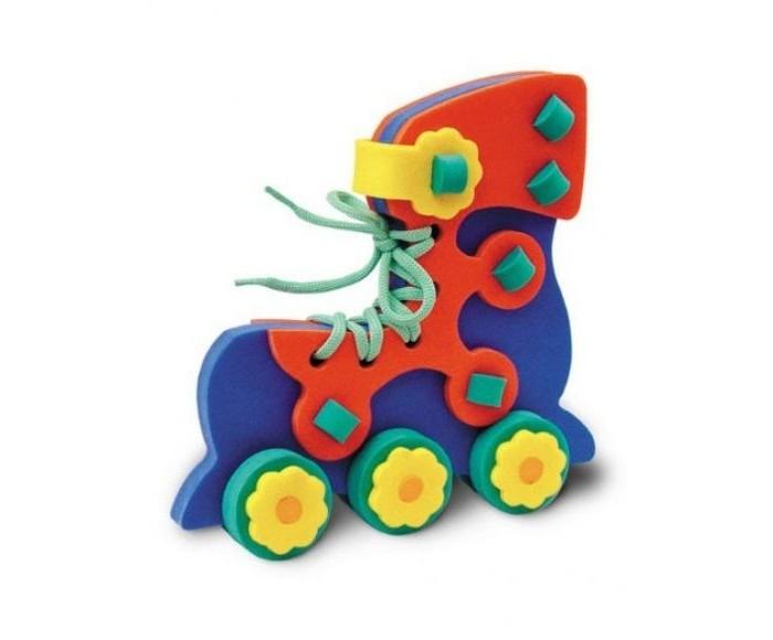 Развивающие игрушки Флексика Шнуровка Ролик развивающие игры