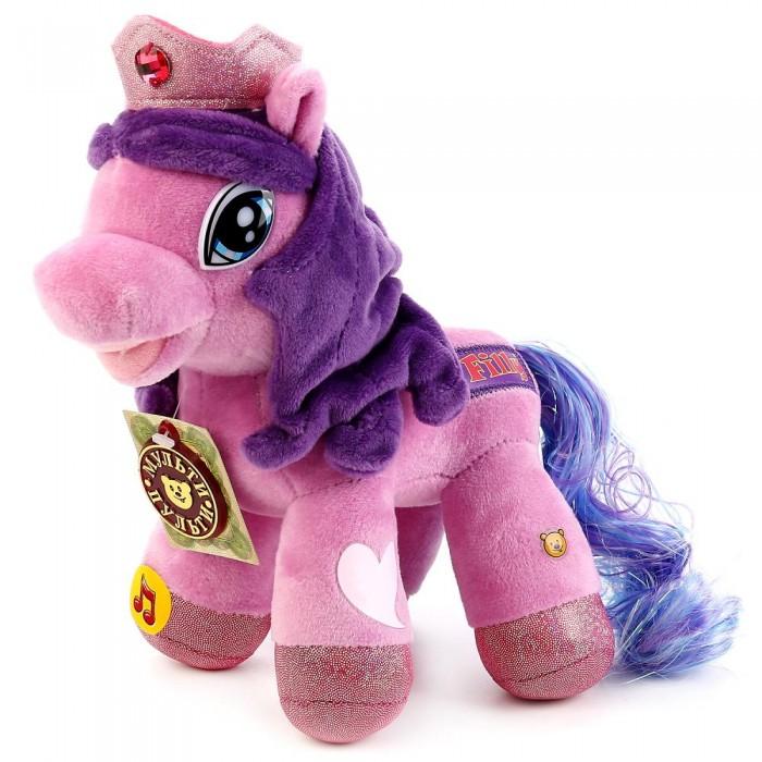 Купить Мягкие игрушки, Мягкая игрушка Мульти-пульти Пони Сердечко 23 см