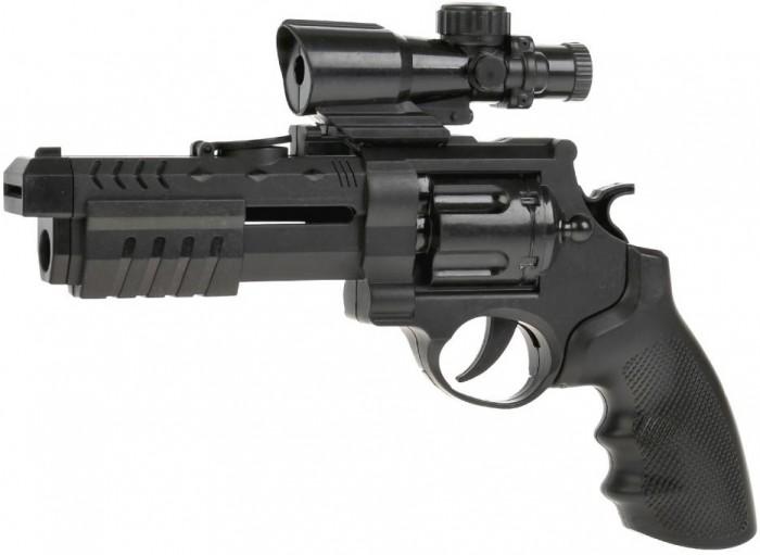 игрушечное оружие играем вместе револьвер играем вместе Игрушечное оружие Играем вместе Револьвер c мягкими пулями и дисками